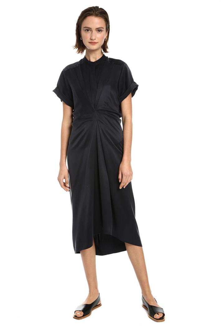 Silk satin blend dress Intrend