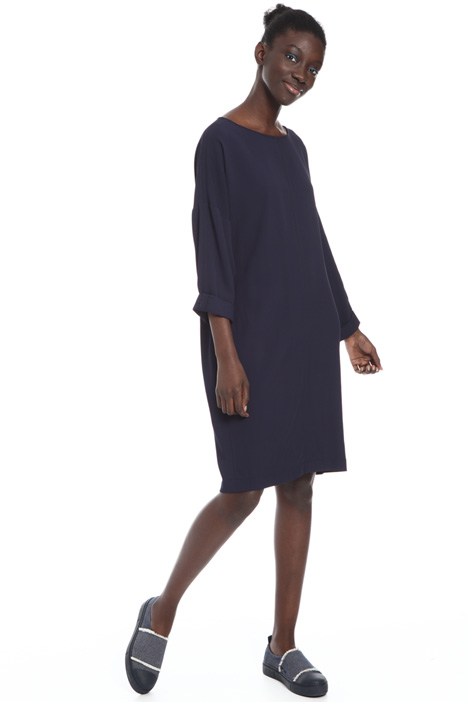 Fluid viscose dress Intrend