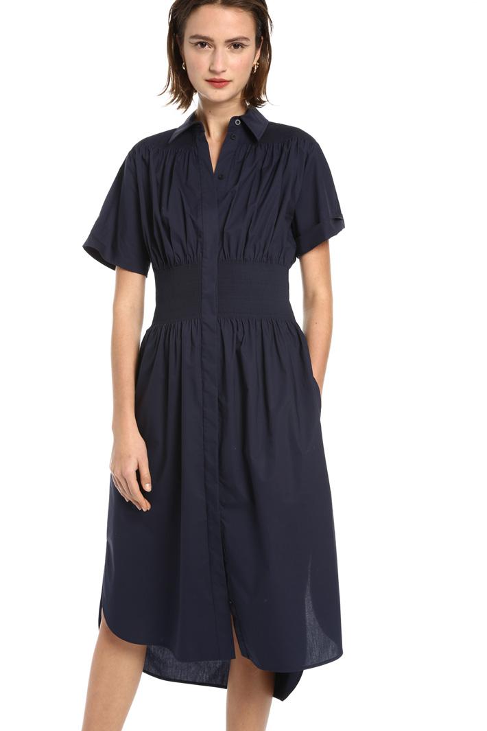 Elastic waist dress Intrend