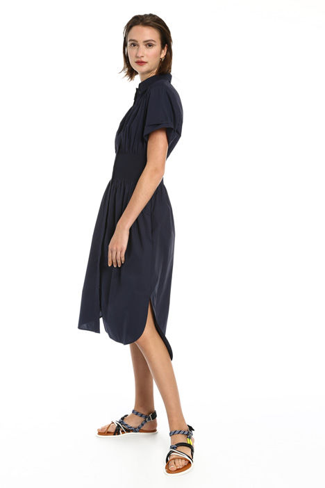 Elastic waist dress Intrend
