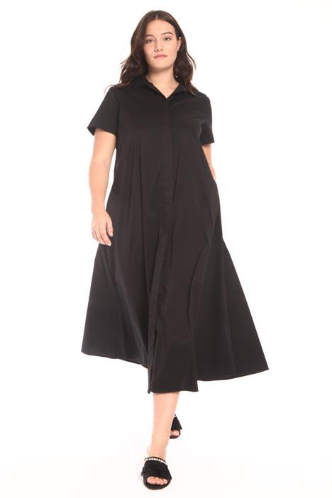 Poplin dress Intrend