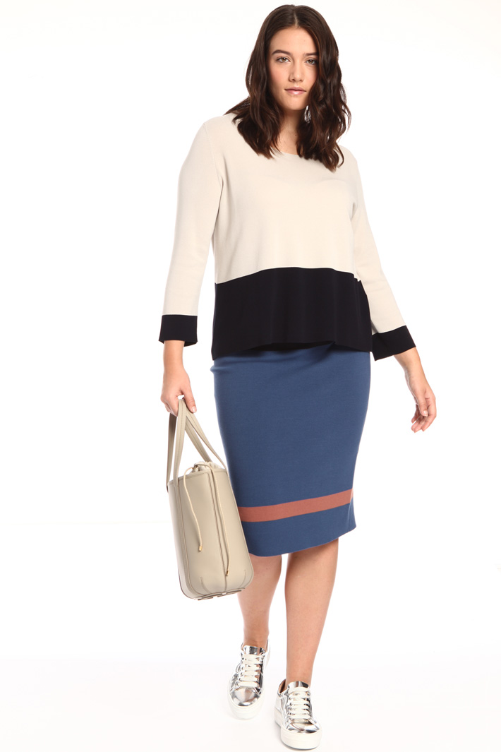 Knitted skirt Intrend