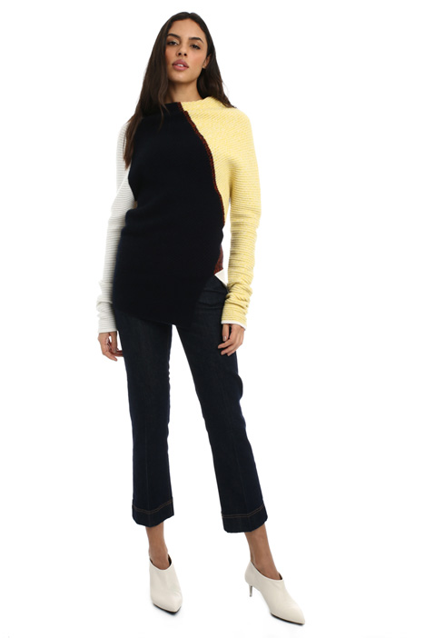 Front slit sweater Intrend