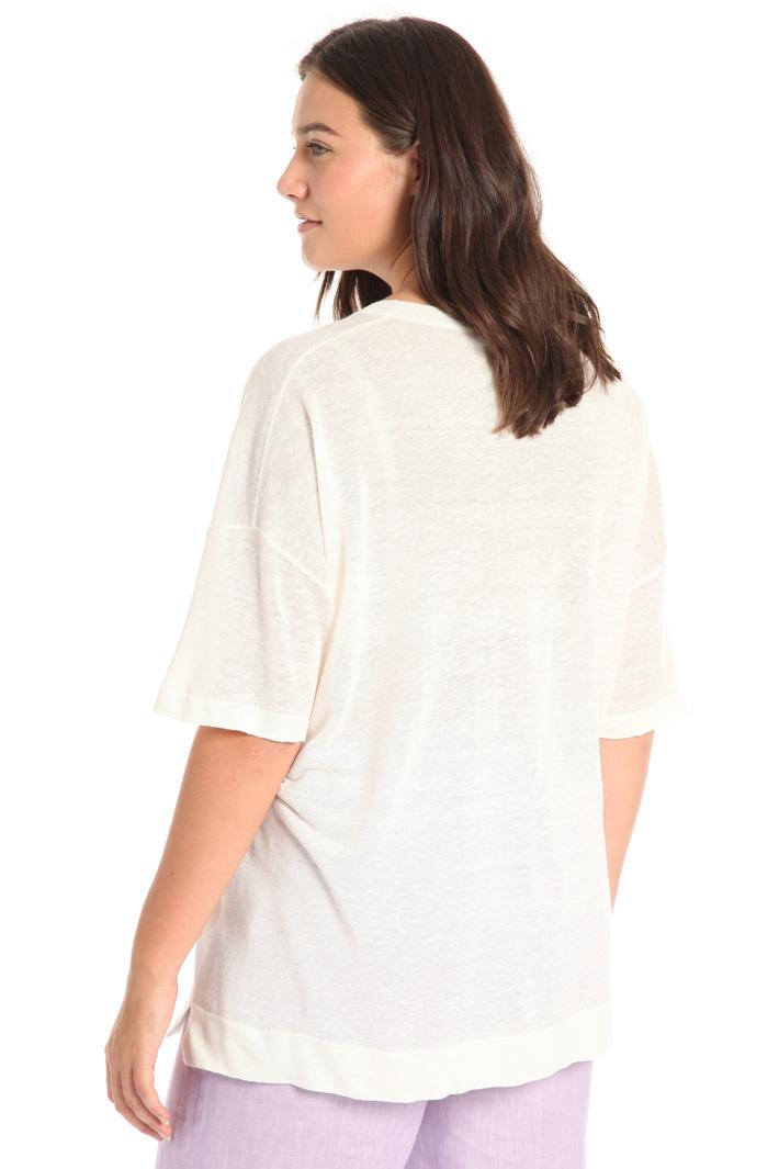 Light linen sweater Intrend