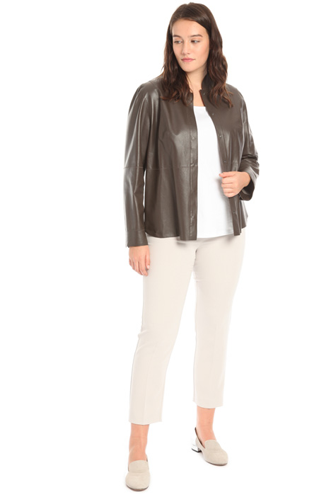 Light nappa jacket Intrend