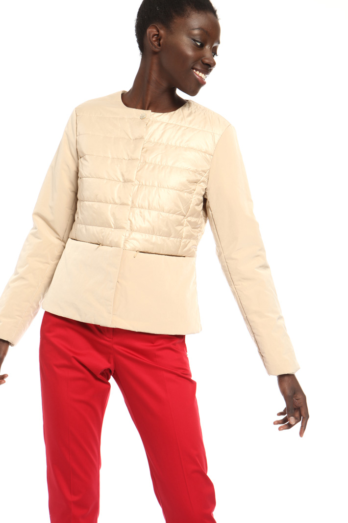 Short padded jacket Intrend