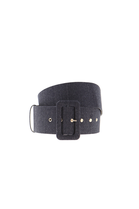 Wool and silk belt Intrend