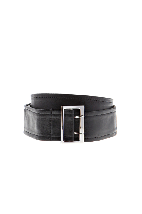 Long leather belt Intrend