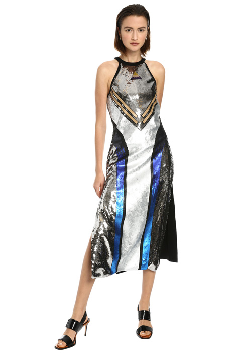 Long sequin dress Intrend