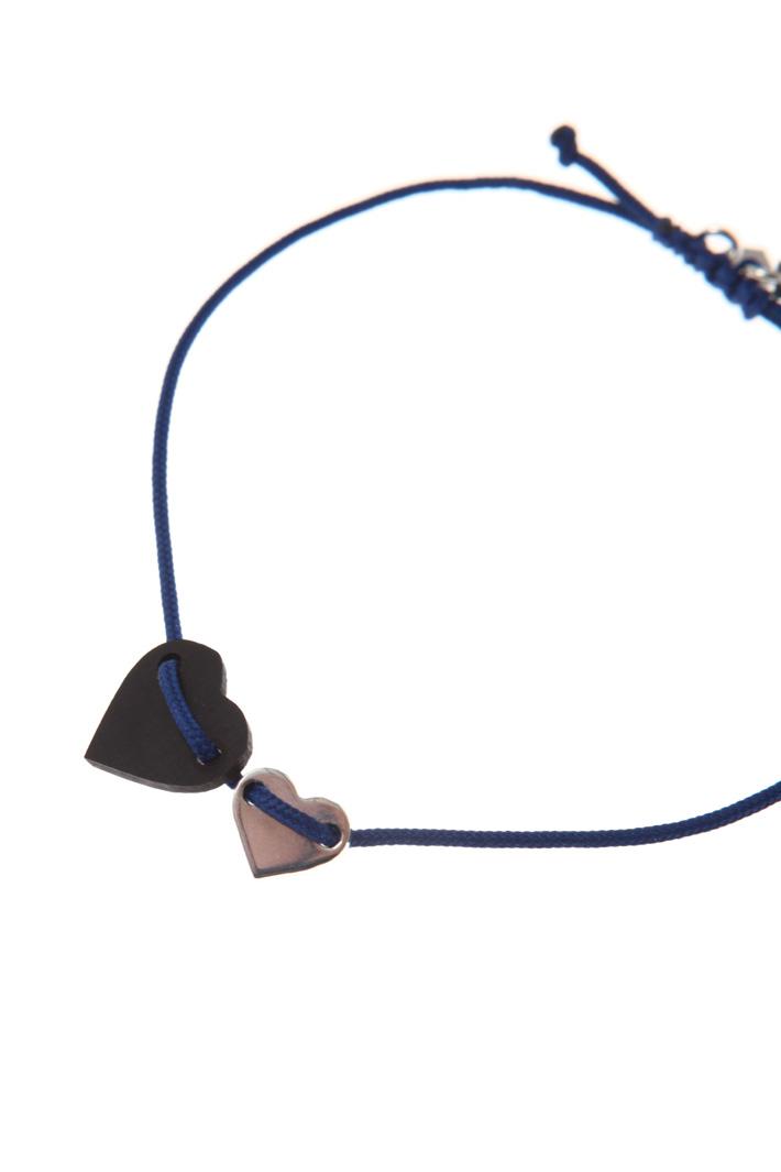 Cord bracelet Intrend