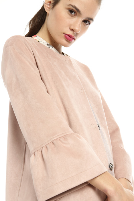 Bell sleeve jacket Intrend