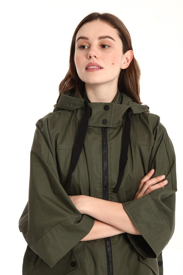 Waterproof cotton parka Intrend
