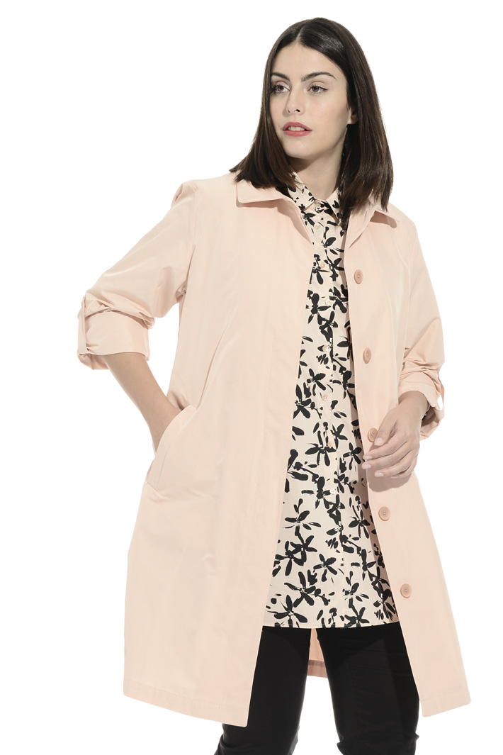 Waterproof duster coat Intrend