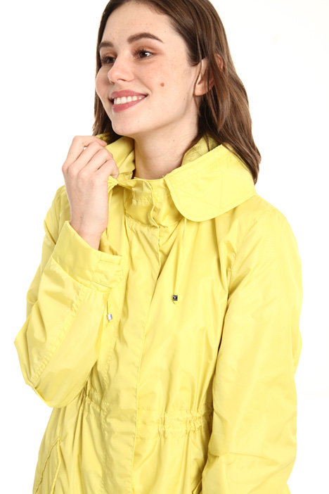 Elastic waist raincoat Intrend
