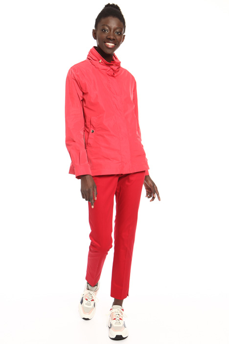High neck raincoat Intrend