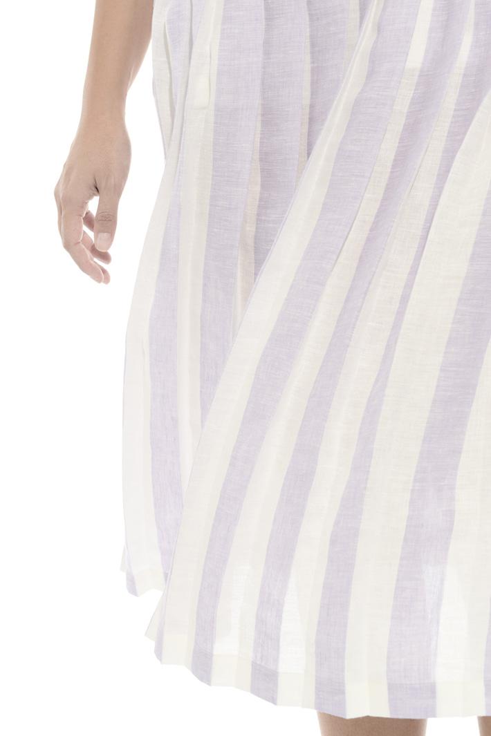 Pure linen skirt Intrend