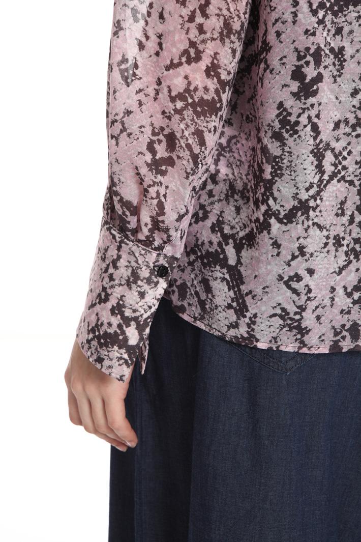Chiffon blouse Intrend