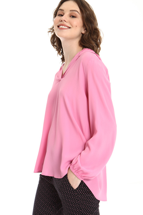 Hooded blouse Intrend