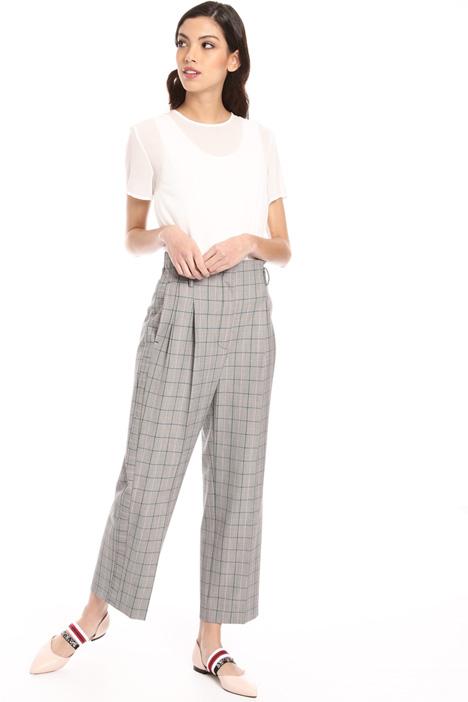 High waist viscose trousers Intrend