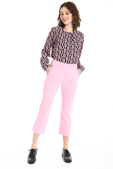 Pocket cotton trousers Intrend