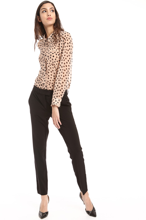 Twill trousers Intrend