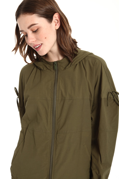 Hooded jacket Intrend