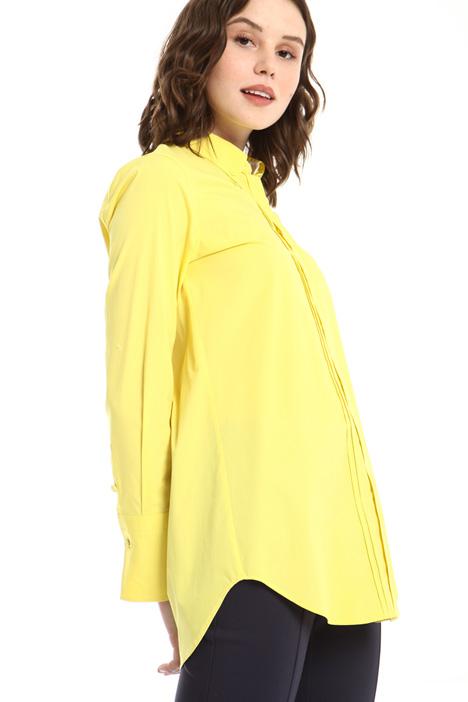 Cotton poplin shirt Intrend
