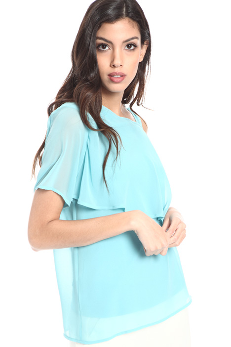 One shoulder top Intrend
