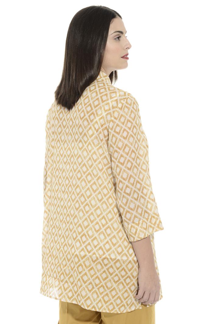 Cotton blend shirt Intrend
