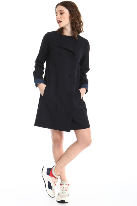 Pure wool duster coat Intrend