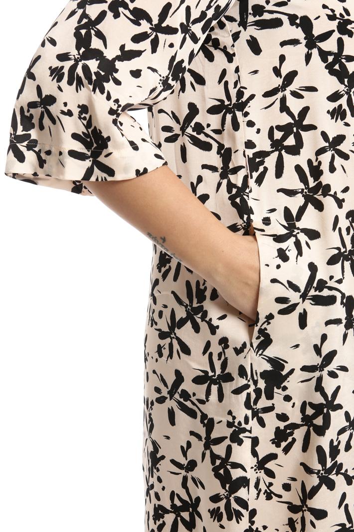 Viscose blend tunic Intrend
