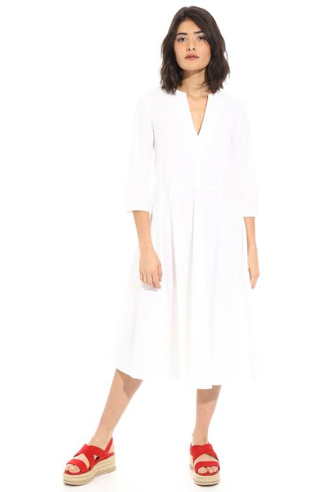 Midi cotton dress Intrend