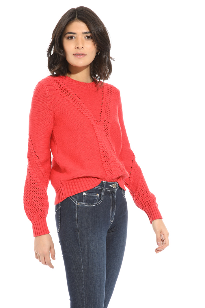 Viscose blend sweater Intrend