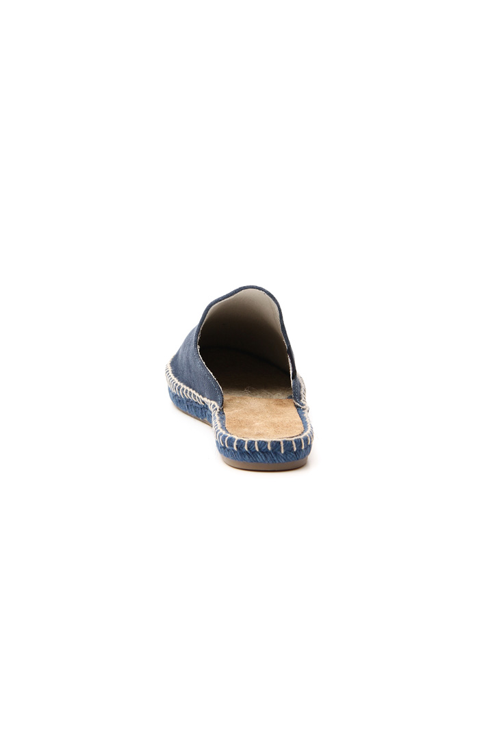 Suede sabot shoes Intrend