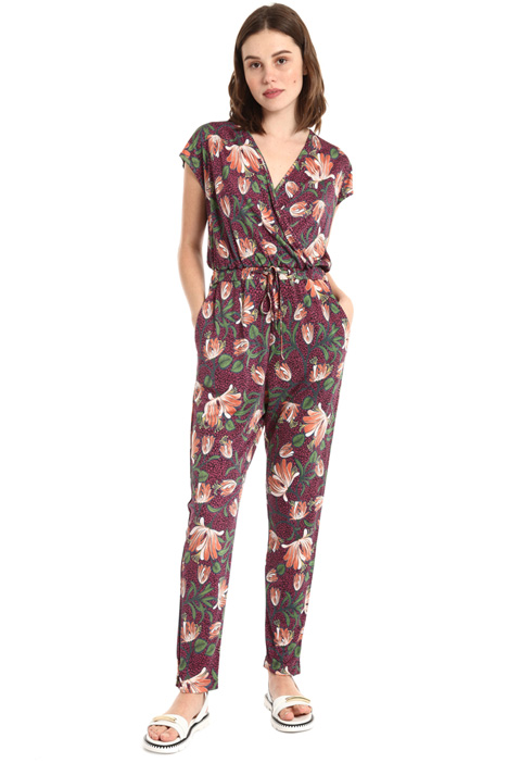 Viscose jersey jumpsuit Intrend