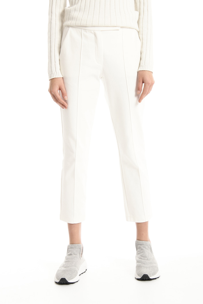 Hook fastening trousers Intrend