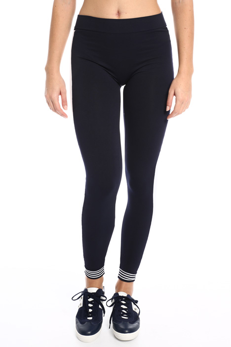 Leggings with side band Intrend