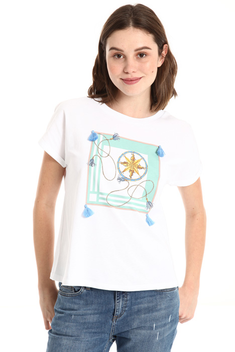 Light cotton T-shirt Intrend