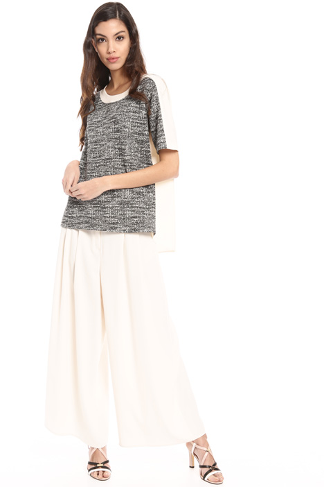 Front jersey tunic Intrend