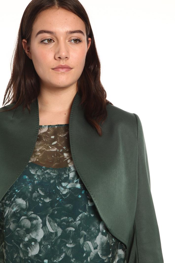 Duchesse bolero jacket Intrend
