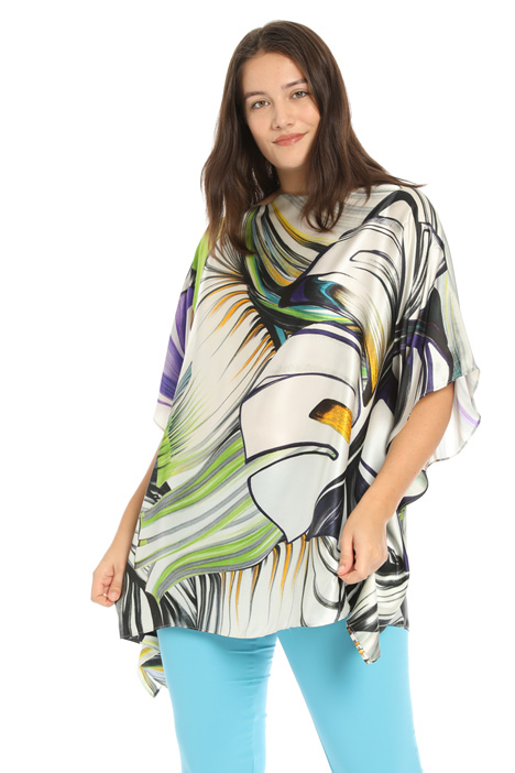 Satin silk tunic Intrend