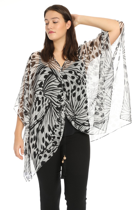 Pure silk tunic Intrend