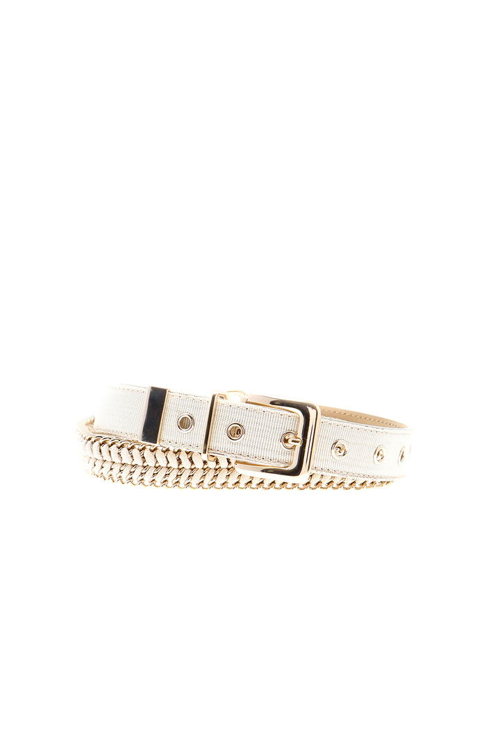 Rope and chain belt Intrend