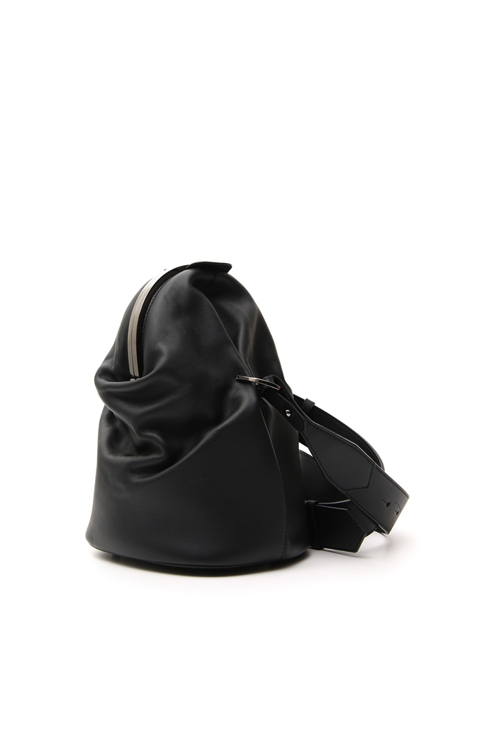 Pure leather mini bag Intrend