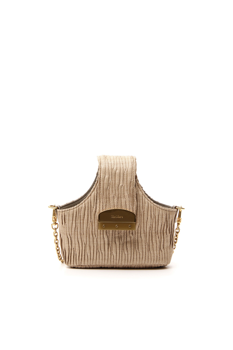 Pleated-effect bag Intrend