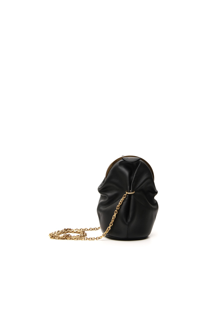 Leather bucket bag Intrend
