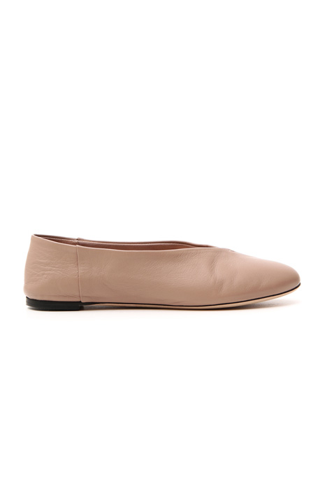 Soft rounded ballerina    Intrend