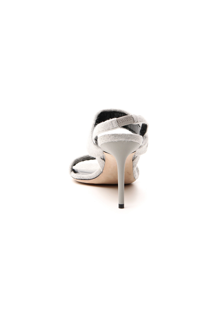 Cashmere sandal Intrend