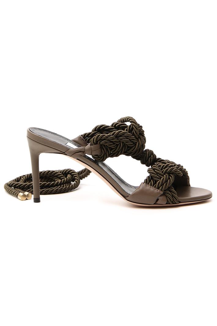 Braided sandal Intrend