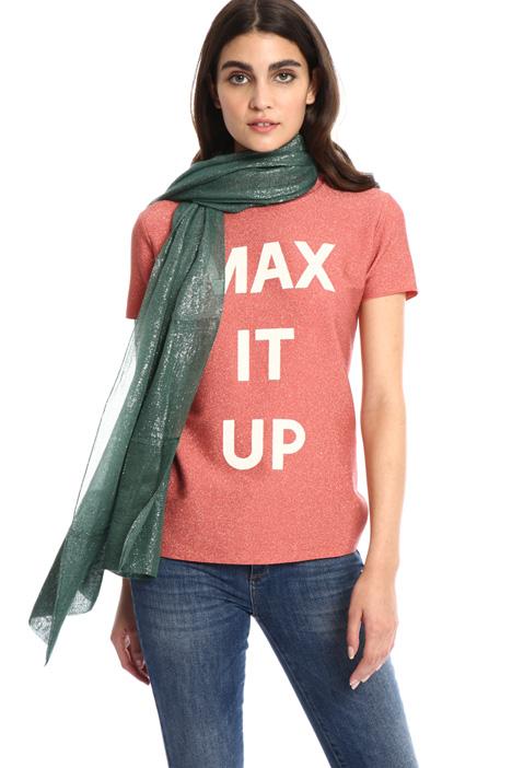 Silk blend scarf Intrend